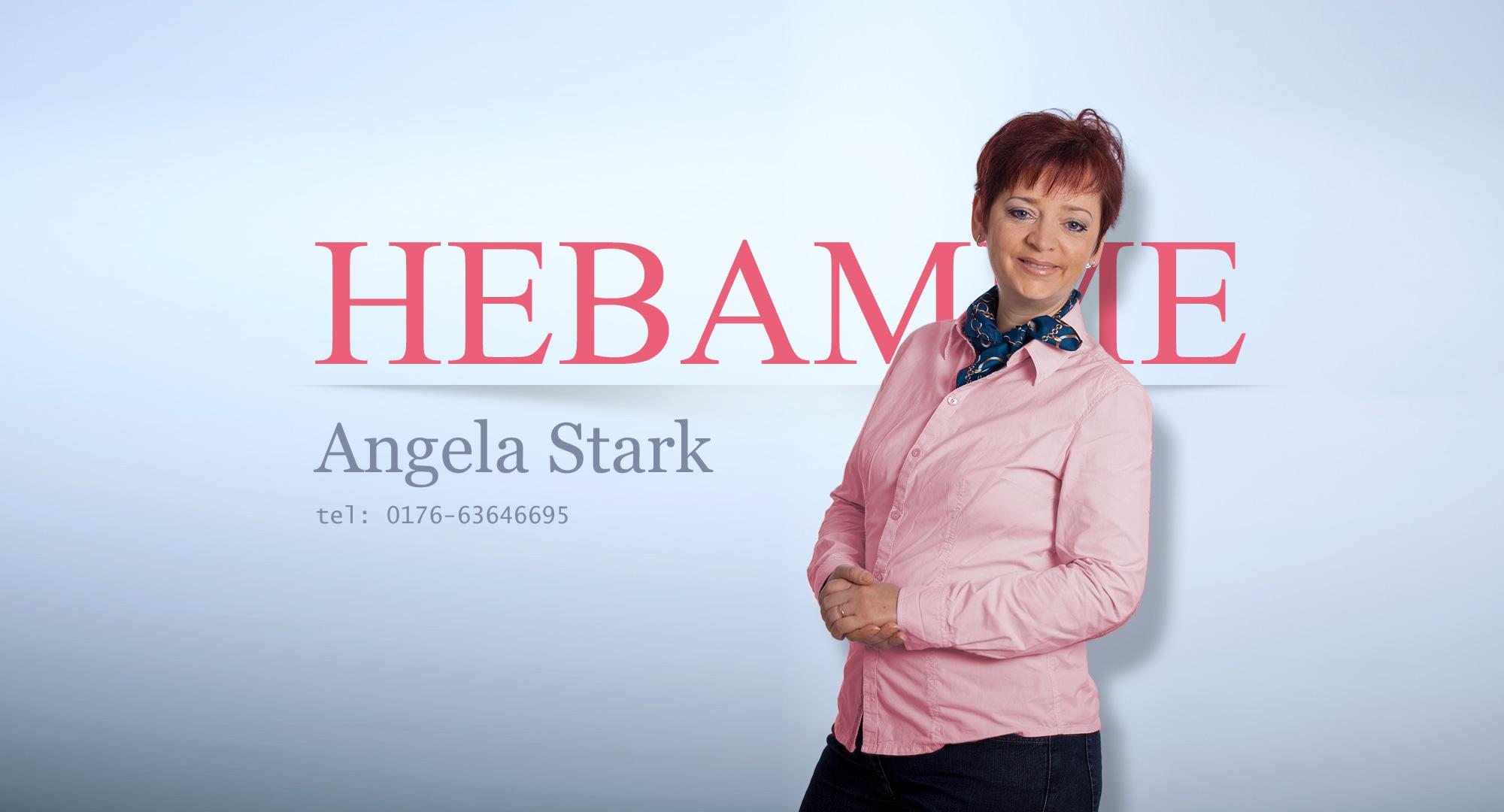 Hebamme Angela Stark